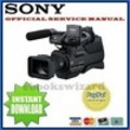 Thumbnail Sony HVR HD1000 U N E P C Series Service & Repair Manual