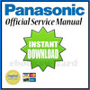 Thumbnail Panasonic HDC-SD200 Series Service Manual & Repair Guide Download
