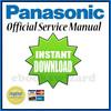 Thumbnail Panasonic HDC-TM20 Series Service Manual / Repair Guide