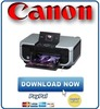 Thumbnail Canon MP600 MP600R Reparaturanleitung Handbuch