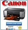 Thumbnail Canon Pixma iX7000 Manuale di Servizio