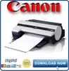 Thumbnail Canon imagePROGRAF iPF500 Service & Repair Manual