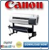 Thumbnail Canon iPF720 Service Manual & Repair Guide + Parts Catalog
