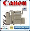 Thumbnail Canon imageRUNNER Advance iR 8085 8095 8105 Service & Repair Manual + Parts Catalog