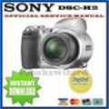 Thumbnail SONY CYBER SHOT DSC-H2  SERVICE MANUAL & REPAIR GUIDE