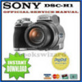 Thumbnail SONY CYBER SHOT DSC-H1 SERVICE MANUAL DOWNLOAD