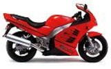 Thumbnail SUZUKI RF600R 1993-1997 RF 600R SERVICE & REPAIR MANUAL