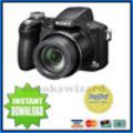 Thumbnail SONY CYBER SHOT DSC H50 DIGITALKAMERA REPARATURANLEITUNG