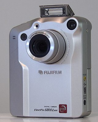 Pay for FUJIFILM FINEPIX 6800 ZOOM COMPLETE SERVICE & REPAIR MANUAL