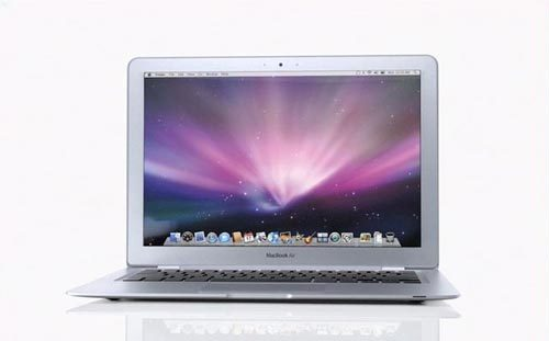 Free Apple MacBook Air Original and Late 2008 (1.6 1.8 CTO 1.86 Ghz) Service & Repair Manual Download thumbnail