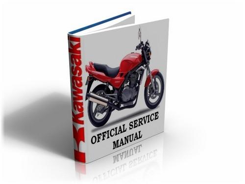 Kawasaki Er5 Er500 2001