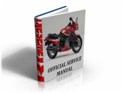 Pay for Kawasaki GPz900R (GPz 900 R) ZX900 A1,A2 1984-1985 Workshop Service Manual & Repair Guide Download