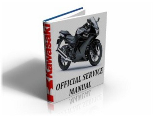 Kawasaki NInja 250 R (250R) 2008 Service Manual Repair Guide Download