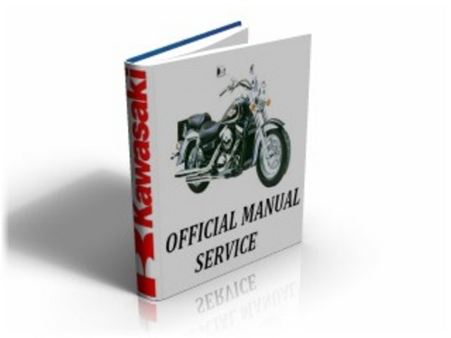 for Kawasaki VN1500 (VN 1500) 1987-1999 Service Manual & Repair Guide ...