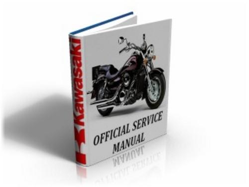 Free Kawasaki Vulcan 1600 Classic,VN1600 Classic 2003-2006 Service Manual & Repair Guide Download Download thumbnail