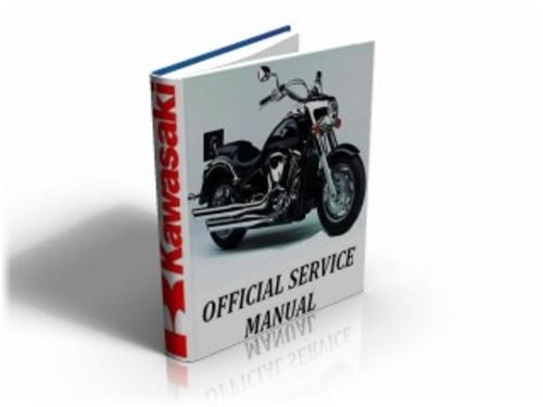 Kawasaki VN 2000,Vulcan 2000 / 2003-2006 Service Manual & Repair Guide Download