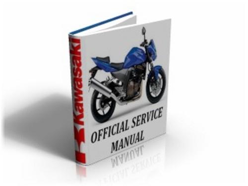 Kawasaki Z750  U0026 39 03  U0026 39 04  U0026 39 05 U0026 39 06  U0026 39 07 Service Manual Repair Guide Download