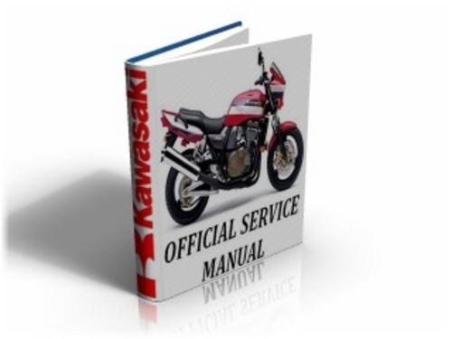Kawasaki Ninja Zx11 ZZ-R1100 (ZX 11, ZZ R 1100) 1993 2001 Service Manual & Repair Guide Download