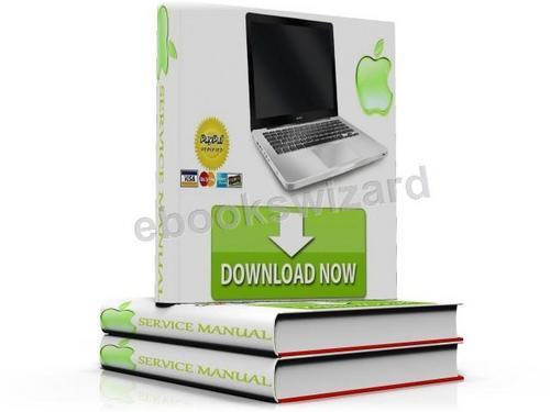 Free Apple MacBook 13 inch Aluminium Late 2008 Service Manual & Repair Technician Guide Download Download thumbnail