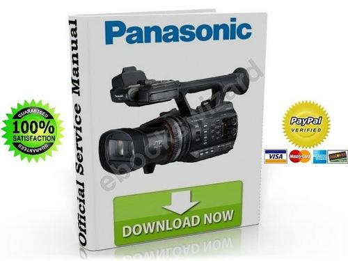 panasonic hdc z10000 series service manual repair guide. Black Bedroom Furniture Sets. Home Design Ideas