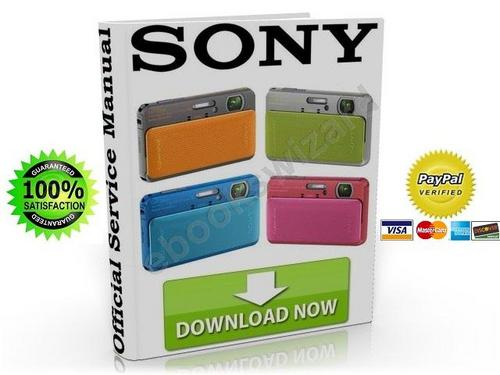 sony tx20 manual