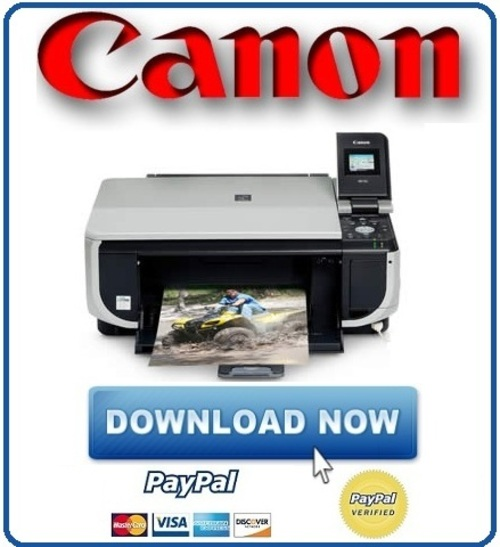 Canon Pixma MP510 Service & Repair Manual + Parts Catalog