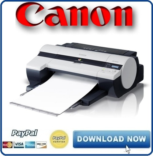 Canon imagePROGRAF iPF500 Service & Repair Manual
