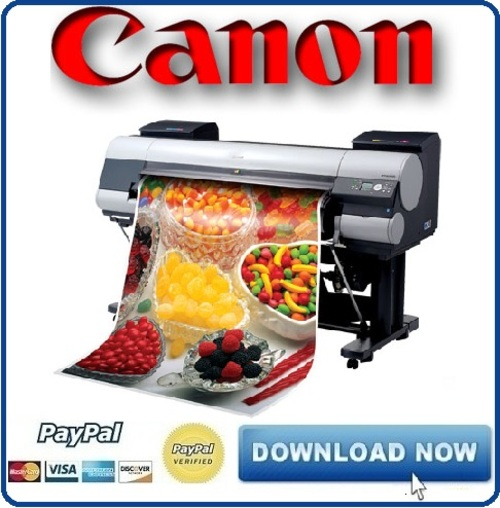 Pay for Canon iPF8000 Series Service & Repair Manual + Parts Catalog