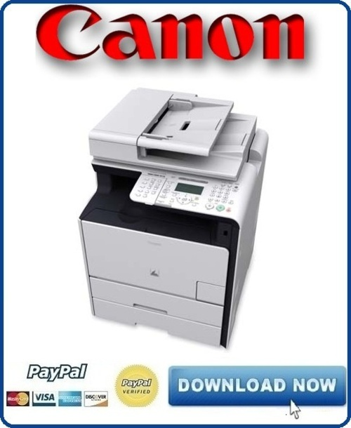 Free Canon Imageclass D620 D660 D680 Service Manual