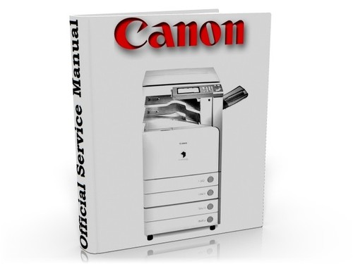Canon iR 2422 2420 2320 2318 Service & Repair Manual + Parts Catalog