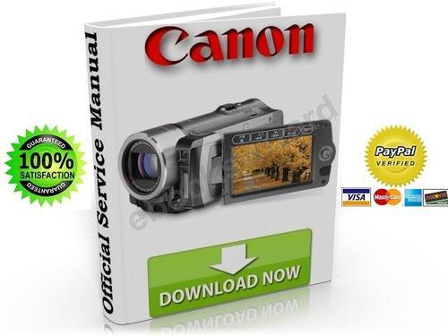 canon vixia hf10 hf100 service repair manual download download rh tradebit com VIXIA HF S100 VIXIA HF S10