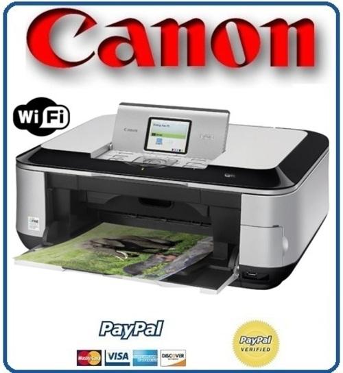 Canon Pixma MP640 MP648 Service & Repair Manual