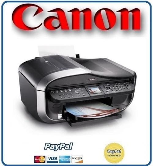 Canon Pixma MX850 Service & Repair Manual + Parts Catalog