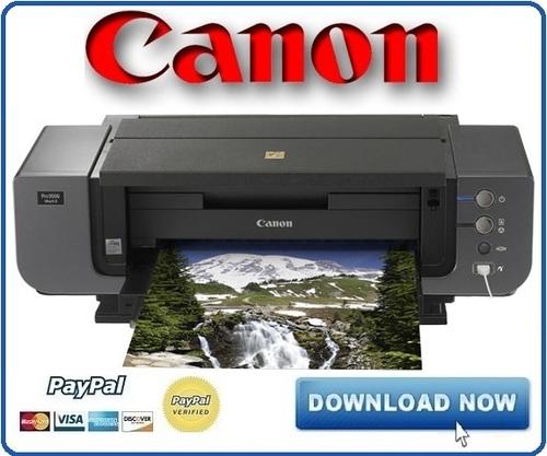 Canon Pixma Pro9500 Pro 9500 Service & Repair Manual + Parts Catalog