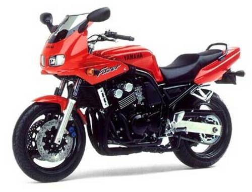 yamaha fzs600 fazer 1998 2001 service repair manual. Black Bedroom Furniture Sets. Home Design Ideas