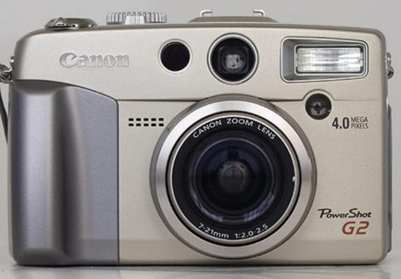CANON POWERSHOT G2 SERVICE & REPAIR MANUAL