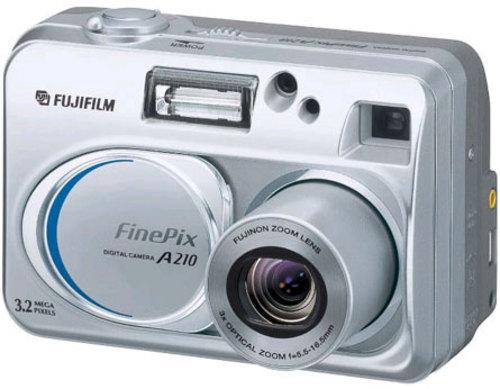 fujifilm finepix a210 service  u0026 repair manual