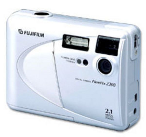 FUJIFILM FINEPIX 2300 SERVICE & REPAIR MANUAL