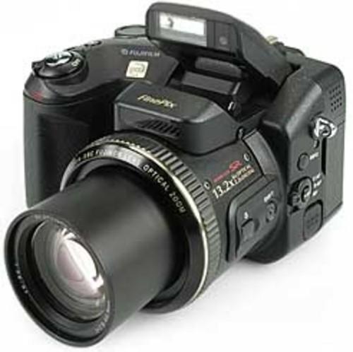 Fujifilm a360 silver 4. 1 mp 3x optical zoom digital camera.