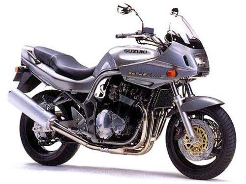 SUZUKI GSF 1200 S (GSF1200S) 1996-1999 SERVICE & REPAIR MANUAL