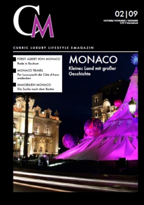 Pay for Monaco Magazin