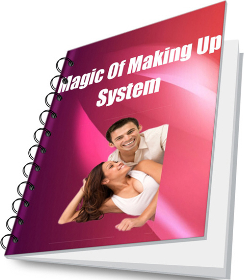 Pay for Magic Of Making Up System eBOOK with Second Chance Letters