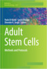 Thumbnail Adult Stem Cells: Methods and Protocols