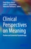 Thumbnail Clinical Perspectives on Meaning
