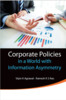 Thumbnail Corporate Policies in a World with Information Asymmetry