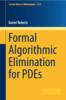 Thumbnail Formal Algorithmic Elimination for PDEs