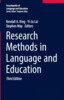 Thumbnail Research Methods in Language and Education 3rd Edition