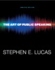 Thumbnail The Art of Public Speaking 12th Edition by Stephen E Lucas