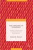 Thumbnail The Language of Economics by Robert E. Mitchell