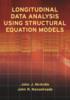 Thumbnail  Longitudinal Data Analysis Using Structural Equation Models